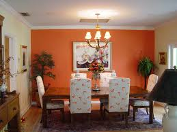 Pictures For Dining Room Orange Dining Rooms Dining Room Ideas