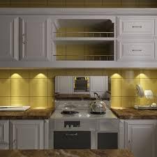 under cabinet lighting plug in docooler led under cabinet light kit 9leds rgb puck lamp ir remote