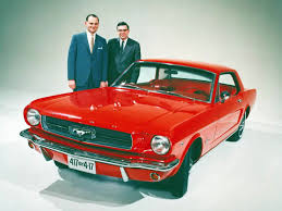 who invented the mustang lee iacocca cj pony parts