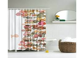 Fishing Shower Curtains Shower Curtains With Fish Fishing Shower Curtain Bathroom