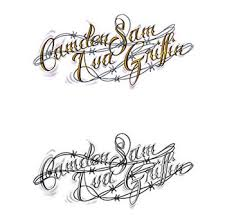 Barbed Wire Tattoos Designs Pictures Names Barbed Wire Custom Design
