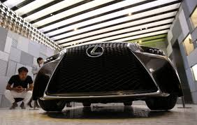 lexus showroom toyota to set up separate dealership network for lexus brand in india