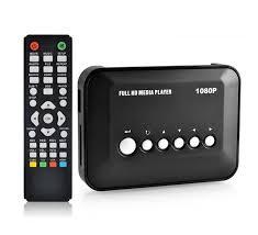 mini full hd 1080p digital streaming media player with av hdmi