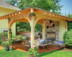 covered backyard patio ideas how to design idea covered back