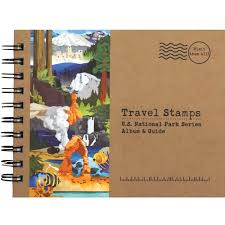 travel photo album travel sts u s national park series album guide rocky