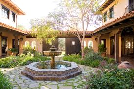 homes with interior courtyards 58 most sensational interior courtyard garden ideas