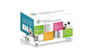 dch 107kt smart home security kit d link uk