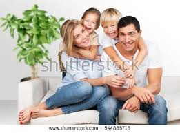 happy family stock photo 544865716