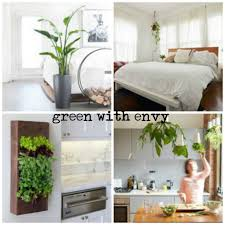 plants home decor collage green envy