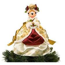your wdw store disney tree topper minnie mouse