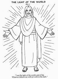 printable jesus coloring pages coloring