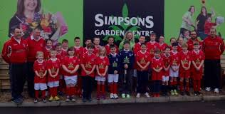 inverness primary shinty team get some flower power simpsons