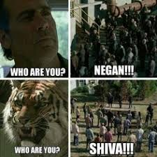 Shiva Meme - must be mike lsu tiger walkers pinterest walking dead