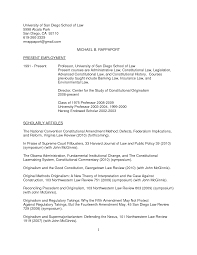 Law Resume Examples by Sample Resume Law Resume For Your Job Application