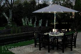 Outdoor Solar Table L Solar Lighting The Brightest Lasting And Greatest