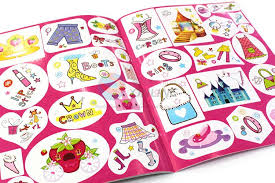 good sale kids color filling book coloring book drawing book
