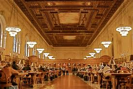 nyc nyc rose main reading room of the new york public library