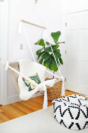 Hanging Chair Hammock Diy Hanging Hammock Chair The Chronicles Of Home