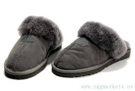 ugg slippers on sale coquette ugg buy 5125 womens coquette slipper grey uggs boots