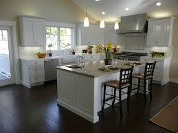 dark cabinets with dark floors attractive plans free paint color
