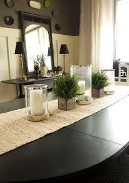 Kitchen Table Centerpiece Best 25 Dining Room Table Centerpieces Ideas On Pinterest Sugar