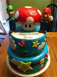 10 best super mario bros cake images on pinterest happy