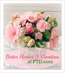 better homes and gardens ftd 50 flower giveaway fox hollow cottage