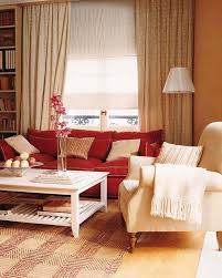 red sofa living room ideas home design decorating arafen
