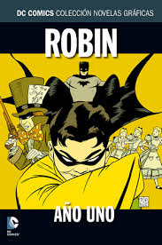robin year one by chuck dixon