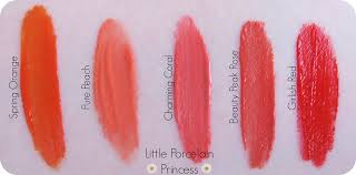 little porcelain princess review peripera peri u0027s ink the velvet