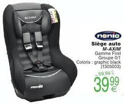 cora siege auto cora promotion siège auto m axim nania siège voiture bébés