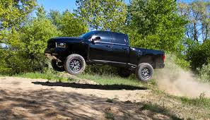 prerunner truck suspension the minotaur a ram 1500 with engineered suspension may be first