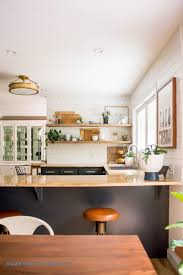 kitchen updates including how we use love open shelving in