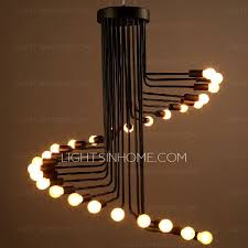 Black Chandelier Ls 26 Light Wrought Iron Black Whimsical Chandeliers