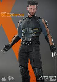 New Wolverine - 1/6 Scale Figure (X-Men: DOFP) [Hot Toys] | Hi-Def  #KW61