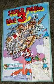 Super Mario Bros 3 Maps Super Mario Bros 3 Retro Video Gaming