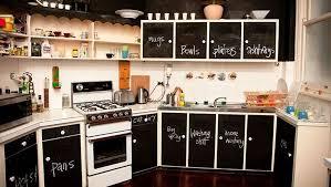 meuble de cuisine fait maison 10 idées sublimes pour intégrer l ardoise dans votre cuisine page