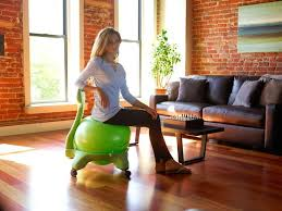 Balance Ball Chair With Arms 31 Best Active Sitting Images On Pinterest Ball Chair Exercises