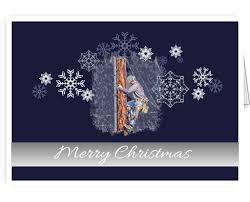 order christmas cards tnt merry christmas utility lineman greeting cards