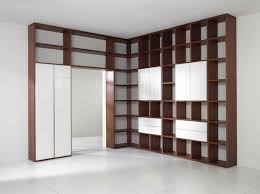 white bookcase with doors image of modern bookcase with doors