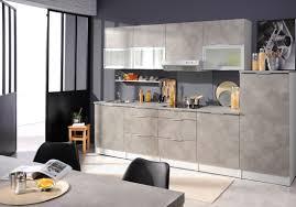 cuisine effet beton cuisine effet béton conforama cuisine kitchen