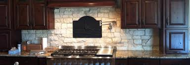 limestone kitchen backsplash idaho masonry landscape supply service