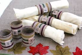 10 diy napkin ring ideas the bright ideas