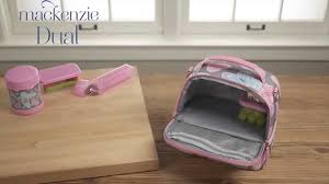 Pottery Barn Kits Fun And Functional Lunch Bags For Kids Pottery Barn Kids Youtube