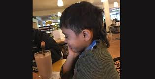 nivin pauly u0027s son gets a makeover his new look goes viral jfw