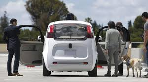 Legally Blind Driving Blind Man Chosen As First Person To Test Google U0027s Driverless Car