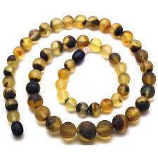 round beads necklace images Healing baltic amber round beads necklace from online baltic amber JPG