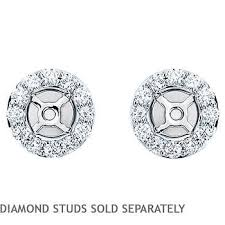 diamond earring jackets earring jackets costco