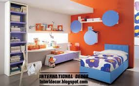kids bedroom paint color schemes 8655