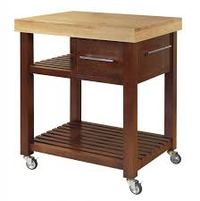 kitchen carts kitchen island cart used black cart with wood top